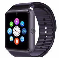 Relógio Inteligente Smartwatch Gt08 Touch Chip Cartão