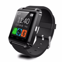Relógio Bluetooth Smart Watch Touch U8 Android Iphone 5 6 S5