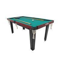 Mesa Jogos 4 Em 1, Sinuca, Futebol Botão, Ping Pong, Jantar