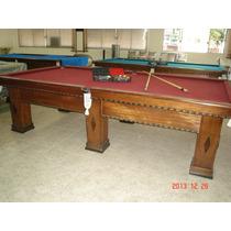 Mesa De Snooker Profissional Nova