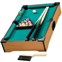 Mini Mesa De Bilhar, Sinuca, Snooker. 52x32x10cm
