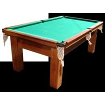 Mesa De Bilhar Sinuca Snooker 2,25 X 1,25