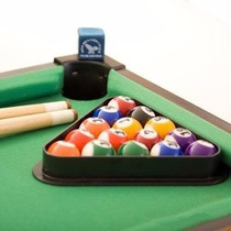 Miniatura Mesa Bilhar Sinuca Snooker Completa Frete Gratis