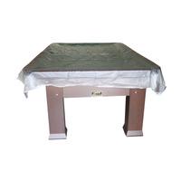 Capa Protetora Para Mesa De Bilhar/sinuca Transparente