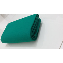 Pano Acrilico Verde P/ Mesas Bilhar / Snooker / Carteado