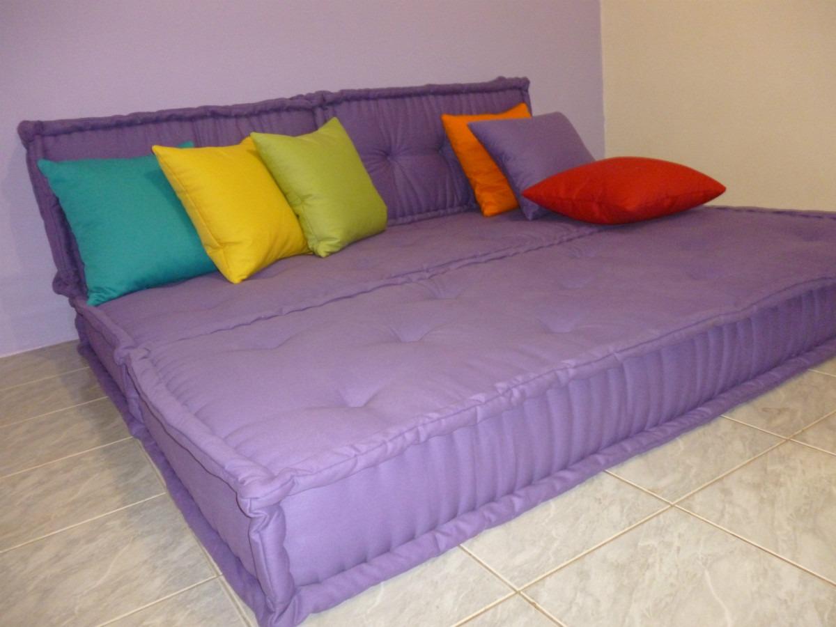 Sofa cama em futon turco for Sofa cama tipo futon