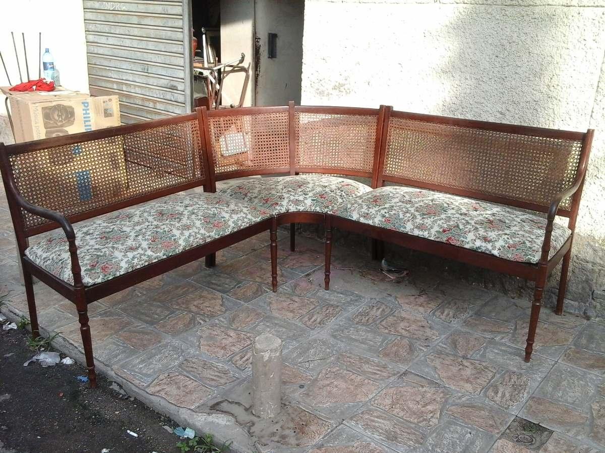 sofa marquesa canape antigo palhinha indiana em l r no mercadolivre. Black Bedroom Furniture Sets. Home Design Ideas