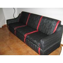 Sofa De 3 Lugares Linda Peça Estofados E Revestimentos Ok