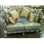 Sofa Namoradeira Estilo Classico Imponente