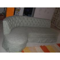 Antiguidade Sofa P 6 Lugares C 2 Poltrona