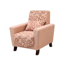 Cadeira / Poltrona Decorativa Liss Tecido Chenille