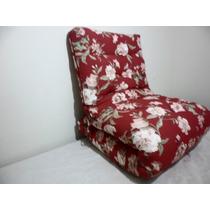 Futon / Sofá-cama/ Dobrável Em S, Para Pallets E Banco