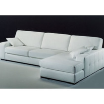 Sofá 3 Lugares Chaise