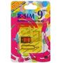 R-sim 9 Pro Gevey Desbloqueio Iphone 5/5s/5c/4s Ios 7.x.x