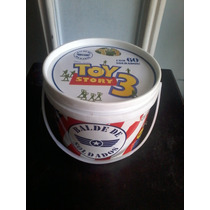 Balde De Soldados Toy Story 3