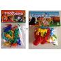 Kit Animais De Fazendinha Gulliver + Animais De Zoológico