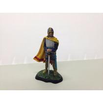 Miniatura Soldado Guerreiro De Chumbo Pintado A Mão