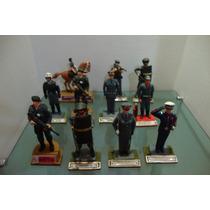 Bonecos Em Chumbo Da Policia Militar De São Paulo