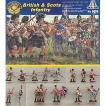 British E Scots Infantry 1/72 Italeri