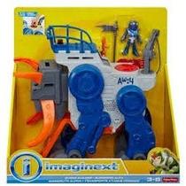 Imaginext Transporte Ataque Cosmico Fisher-price - Mattel