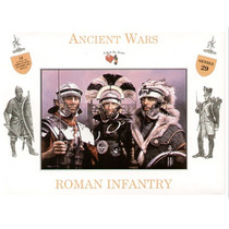A Call To Arms 29 1/32 16 Figuras Ancient Wars Roman Infantr