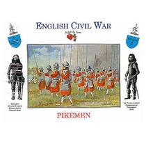 A Call To Arms 02 1/32 16 Figuras English Civil War Pikemen