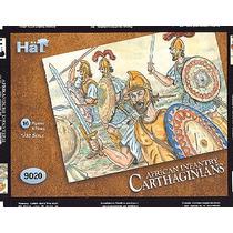 Hat 9020 1/32 Figuras Carthaginians African Infantry