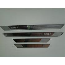 Soleiras Golf Mk7 Tsi Gti Inóx