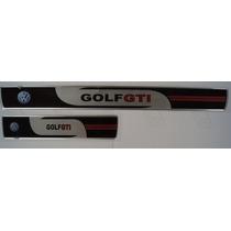 Soleira De Porta Golf Gti Resinada 4 Portas - Frete Gratis