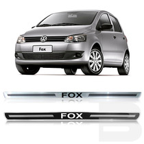 Kit Soleira Siliconada Resinada Porta Volkswagen Fox