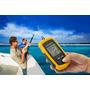 Sonar Portátil Sonda Ultra Sônica Pesca Fish Finder Peixe Lo