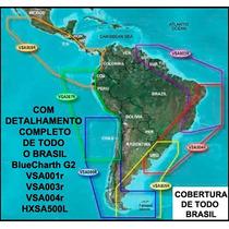 Super Carta Nautica Brasil Garmin Sc, Pr, Sp , Rj , Es, Ba