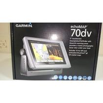 Gps Garmin Dv 70 Echomap Chartplotter Fishfinder Com Sonda