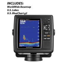 Garmin Gpsmap 547xs Tm U.s.lagos & U.s G2 010-0109