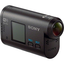 Câmera De Ação Sony Action Cam Hdr-as15 - Full Hd, Original!