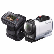 Sony Hdr-az1vr Action Cam Mini Com Live View Remote Watch