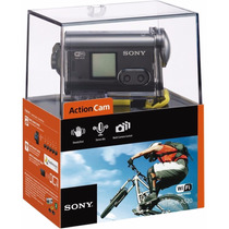 Filmadora Sony Action Cam Hdr-as20 11.9 Mp +brinde 64gb C/10