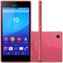 Smartphone M4 Aqua E2363 Dual Tela 5 Coral Lacrado C/ Nf 4g