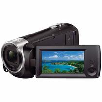 Filmadora Sony Hdr-cx440 Zoom 60x Wi-fi 8gb+bolsa+tripé+32gb