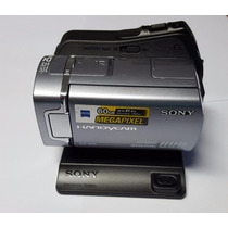Filmadora Hd Sony Dcr - Sr85 - 60 G - Nova