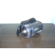 Filmadora Sony Dcr Sr85 Hd 60gb Completa Perfeito Estado