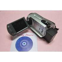 Filmadora Camera Digital Sony Handycam Dcr Sr42 30gb
