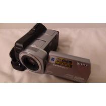 Filmadora Handycam Hdd Sony Dcr-sr85 C/ 60 Gigas