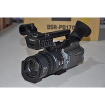 Filmadora Sony Dsr-pd170 - Nova Na Caixa - C/ Nfe