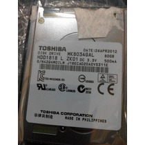 Hd Toshiba 80gb Hdd1818 Para Filmadora Sony E Note Slim