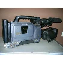 Filmadora Sony Dsr-390 Com Fonte E Bateria Incluso
