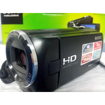 Filmadora Digital Full Hd Sony Hdr-cx220 8.9mp32x Zoom/nova