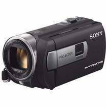 Filmadora Sony Sd Dcr-pj5 Preta C/ Projetor Integrado