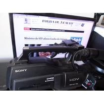 Filmadora Profissional Sony Hd1000 Super Conservada
