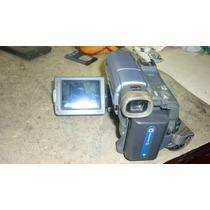 Vendo Filmadora Sony Dcr-trv19 Com Saida Dv